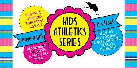 Kids Athletics Series 2021 tickets