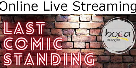 Last Comic Standing Live Streaming tickets