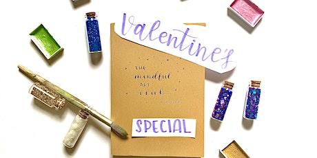 Mindful art: Valentine's special tickets