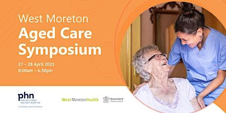 West Moreton Aged Care Symposium ingressos