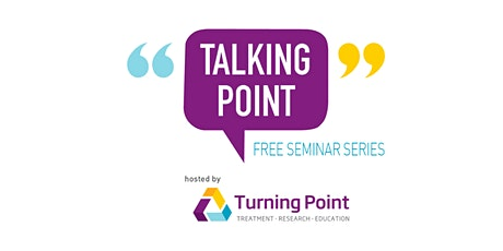 Talking Point - Wednesday  21st  April - Dr Sarah Callinan tickets