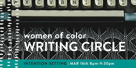 Women of Color Writing Circle tickets