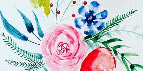 Thursday Afternoon Watercolours  (Live Online) tickets