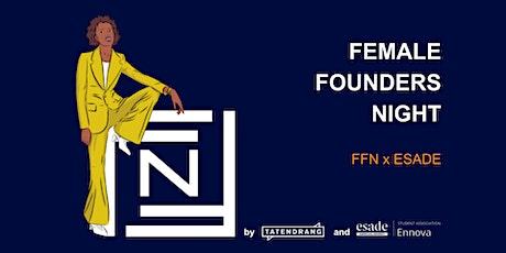 FFN x ESADE entradas