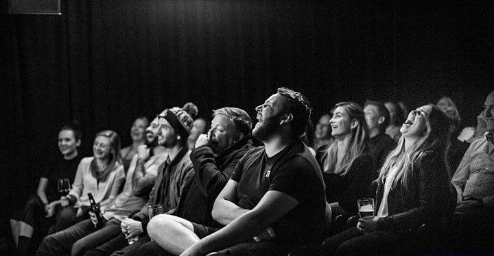 Kings of Comedy's 'Live & Uncensored' MICF 2021 Show image