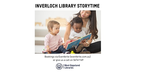 Inverloch Library  Storytime tickets