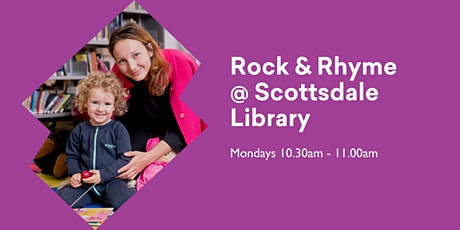 Rock and Rhyme @ Scottsdale Library tickets