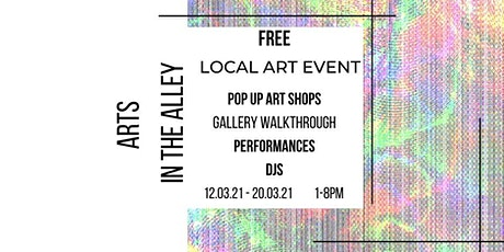 Arts in the Alley tickets