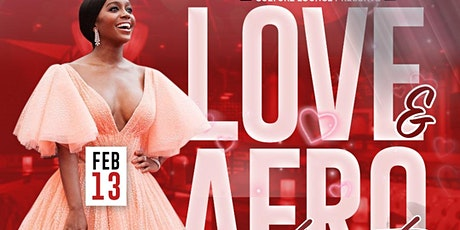 LOVE AND AFROBEAT (RED & BLACK AFFAIR) tickets