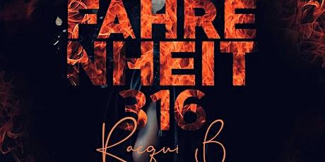 Fahrenheit 316 tickets