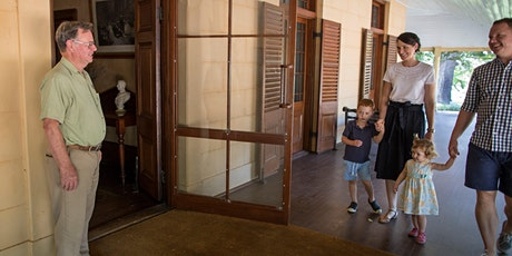 HARVEST DAY OUT: TOUR: Lanyon House Tour tickets
