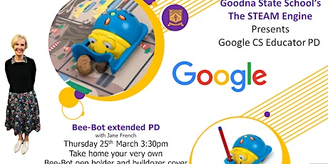 GSS's STEAM HQ Presents Bee-Bot extended tickets