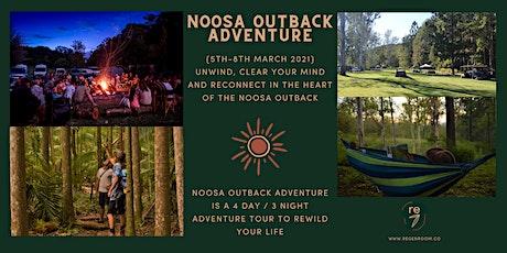 NOOSA OUTBACK ADVENTURE {Sunshine Coast} tickets