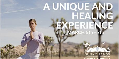 Yoga retreat in Joshua tree tickets