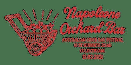 Australian Cider Festival tickets