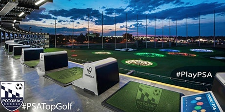PSA TopGolf Fundraiser tickets