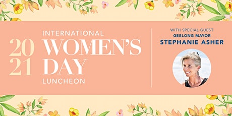 2021 International Women's Day Luncheon tickets