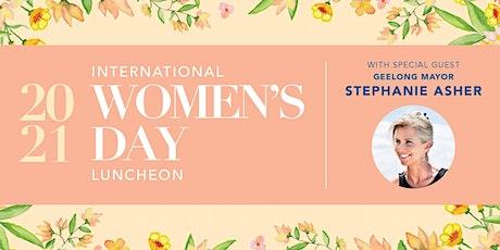 2021 International Women's Day Luncheon tickets
