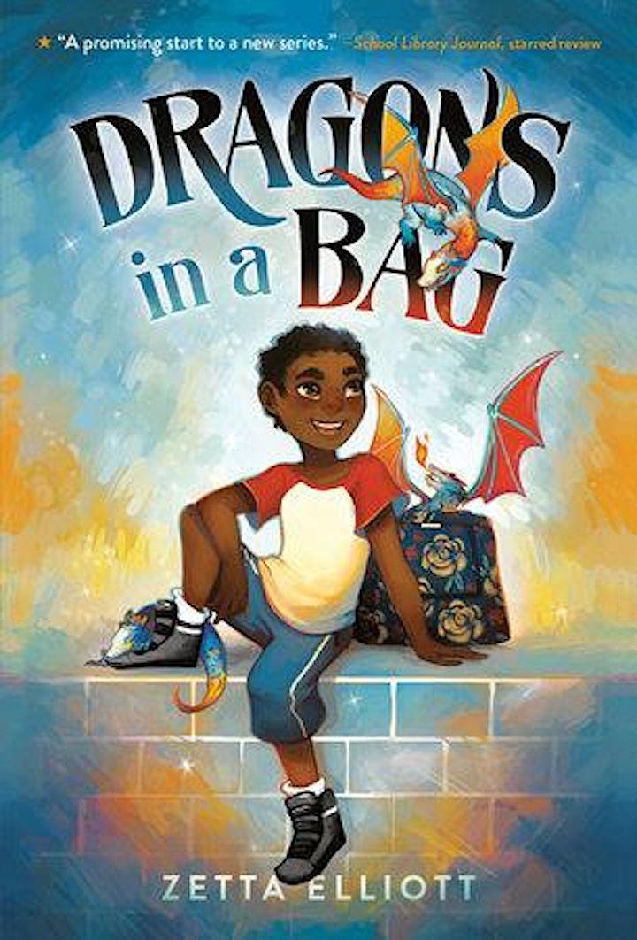 March 2021 4th & 5th Grade Book Club image