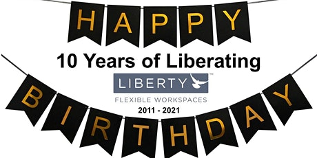 Celebrating 10 Years of Liberating! tickets