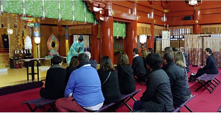 Japan - Learn About Shinto From The Priest image