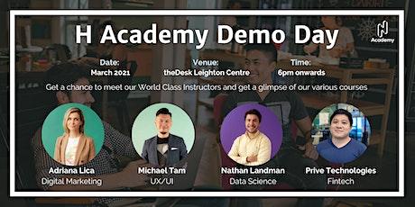H Academy Demo Day tickets