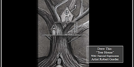 "Charcoal Drawing Event ""Tree House"" in Baraboo tickets"