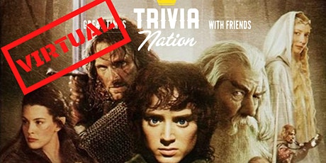 Lord of the Rings Virtual Trivia!  Gift Cards and Other Prizes! tickets