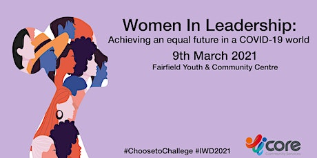 Women in Leadership: Achieving an equal future in a COVID-19 world tickets