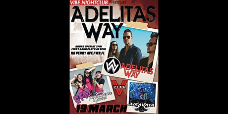 ADELITA'S WAY LIVE in CONCERT tickets