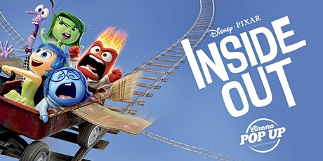 Cinema Pop Up - Inside Out - Wonthaggi tickets
