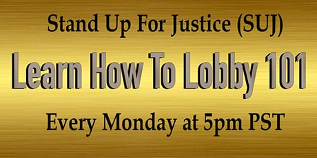 Learn How To Lobby 101 tickets