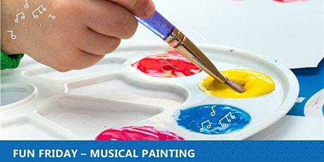 Fun Friday - Musical Painting tickets