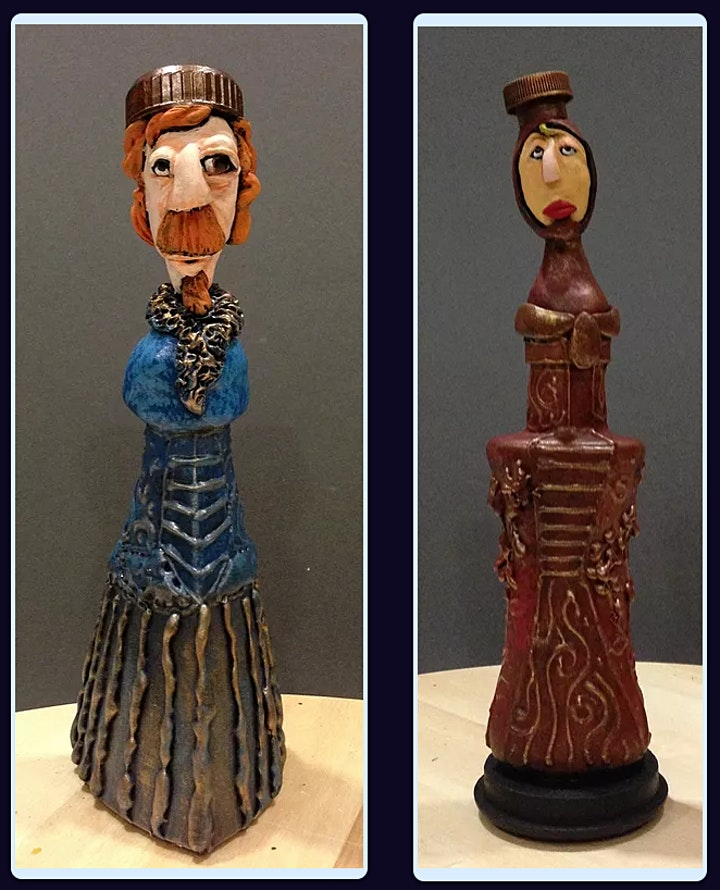 Fun with Clay Making Workshop (2 sessions) Mar 15 & 22 image
