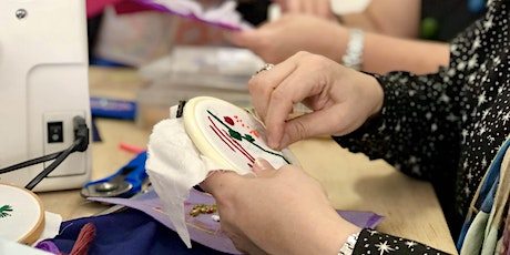 Stitching Stories: A crafting and story-sharing workshop @Liverpool Library tickets