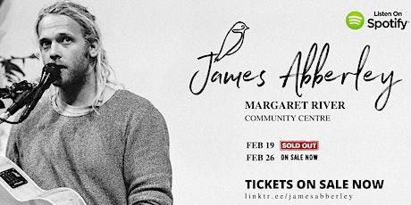James Abberley ~ Margaret River tickets