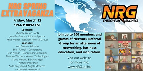 NRG Spring Extravaganza tickets