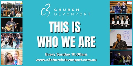 C3 Devonport Sunday Church tickets