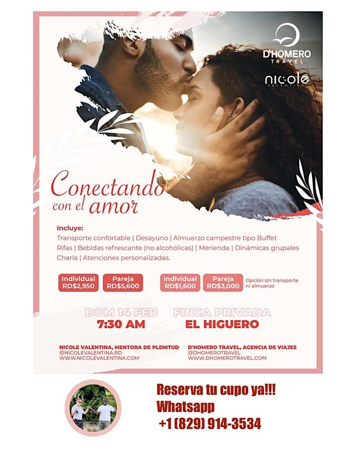 Imagen de Conectando con Amor al aire libre
