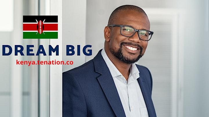 The Entrepreneur Nation  - Kenya Launch image