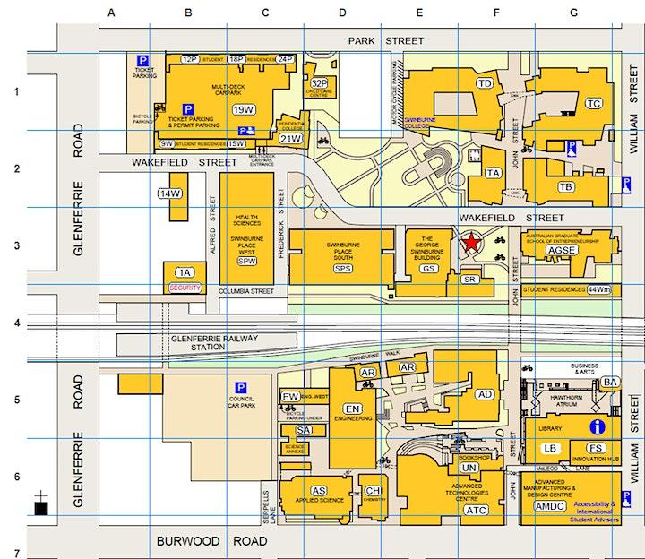 Swinburne University of Technology Campus Tours image