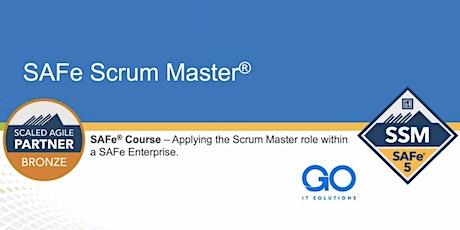 SAFe Scrum Master Training (Español) tickets