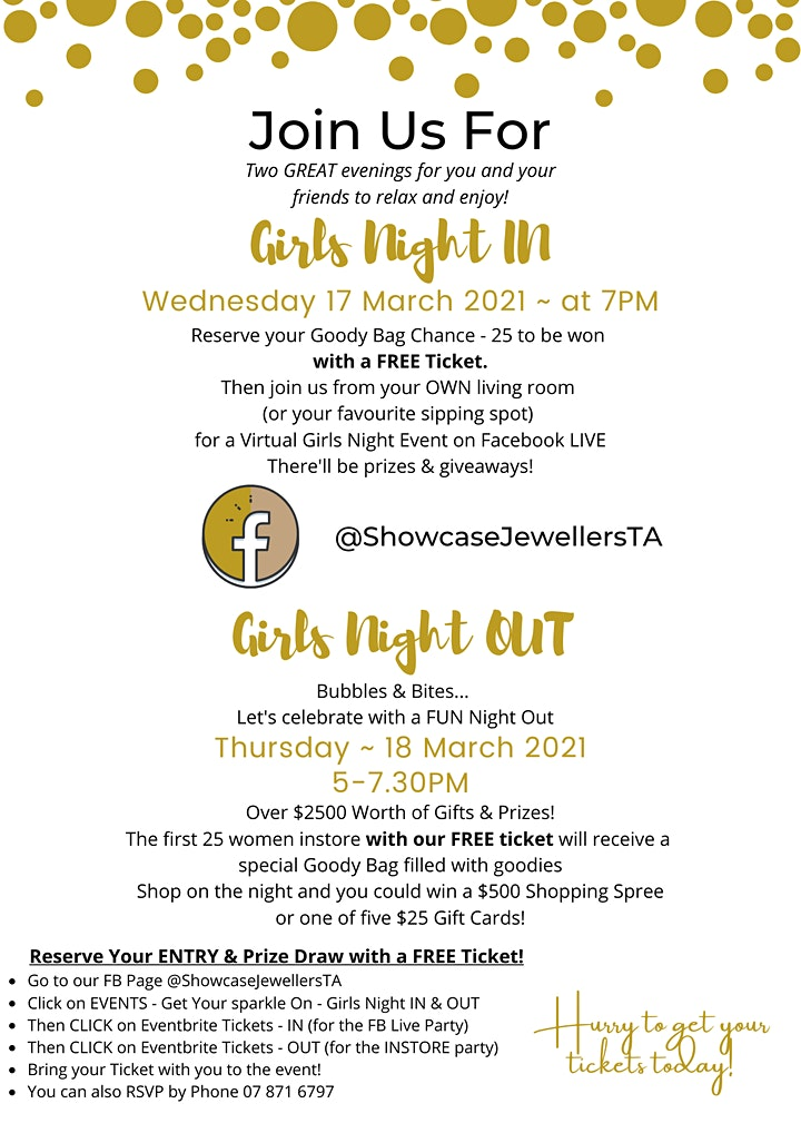 Get Your Sparkle On  -   A Girls Night OUT Event! image