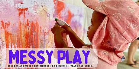 Messy Play tickets