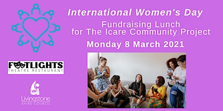 International Women's Day Fundraising Lunch tickets
