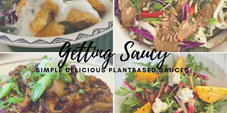Getting Saucy Recipe Series tickets