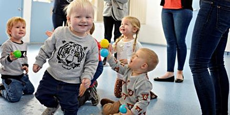 The Musical Mum - Toddler session tickets