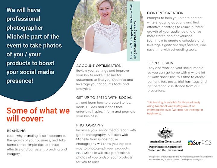Rural Business Connections - Two day Social Media Masterclass image
