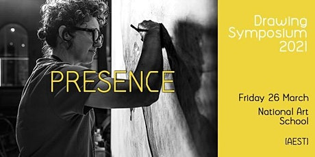 NAS Drawing Symposium: Presence tickets