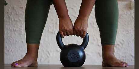 The DV8 Kettlebell Teaching  Certification tickets